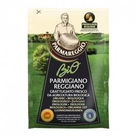 Queso rallado reggiano ecológico Parmareggio 50 g.