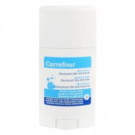 Desodorante  stick neutro 24h. sin alcohol