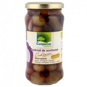 Aceitunas tipo cocktail bio