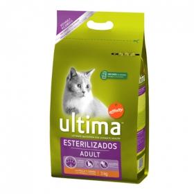 Alimento para Gato Esterilizados Pollo y Cebada