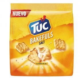Galletas al punto de sal Bakefuls Tuc 80 g.