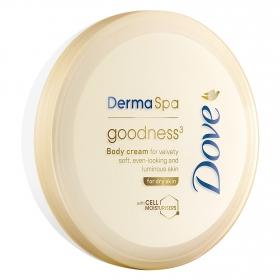 Crema corporal Goodness DermaSpa piel seca