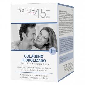 Sobres Colágeno hidrolizado +45 años