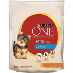 Comida para perros Mini Junior con Pollo y Arroz