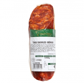 Chorizo ibérico taco Valturra pieza 350 g aprox