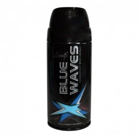 Desodorante en spray para hombre Blue Waves 150 ml.