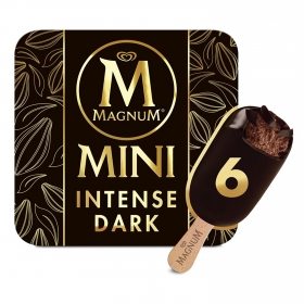 Helado mini intense dark