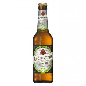 Cerveza ecológica Riedenburger sin gluten botella 33 cl.