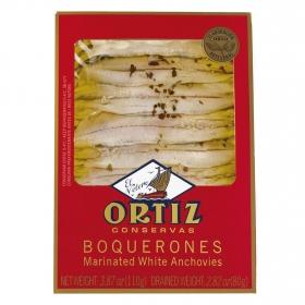 Boquerones Ortiz 80 g.
