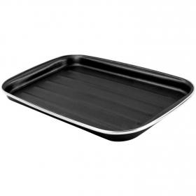 Bandeja Grill MAGEFESA Zen Noir 25x40,5x2,5 cm - Negro