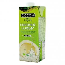 Agua de coco ecológica Cocomi sin gluten brick 1 l.