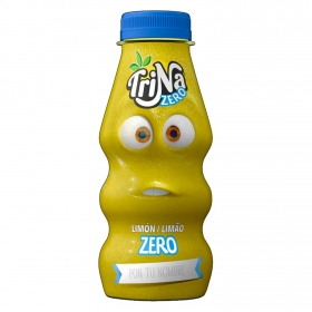 Refresco de limón zero