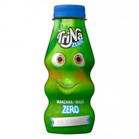 Refresco de manzana zero