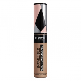 Corrector caramel nº 335 Infalible More Than Concealear Loreal 1 ud.