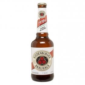 Cerveza ecológica espelta sin alcohol