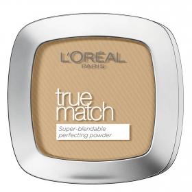 Polvos compactos munific media clara  True Match L'Oreal 1 ud.