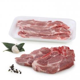 Chuleta Aguja de Cerdo Carrefour 1 kg aprox