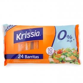 Barritas Krissia 0% grasa 360 g
