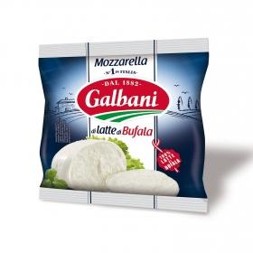 Queso mozzarella di bufala campana Galbani 125 g.