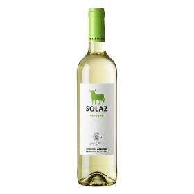 Vino de la Tierra de Castilla blanco Solaz 75 cl.