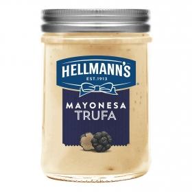 Mayonesa con trufa Hellmann's tarro 190 ml.
