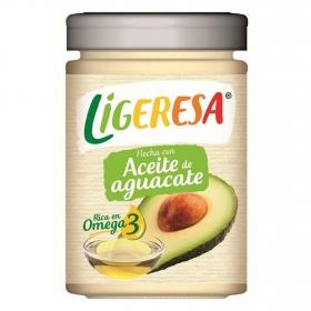 Salsa con aceite de aguacate Ligeresa 280 ml.