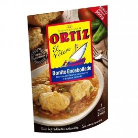 Atún encebollado Ortiz 325 g.