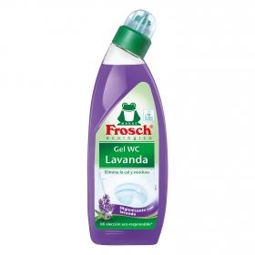 Gel WC aroma lavanda ecológico Frosch 750 ml.