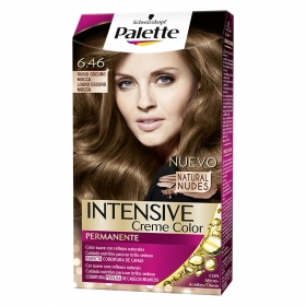 Tinte Intensive Color Cream nº 6.46 Rubio Oscuro Mocca