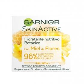 Crema Nutritiva con Miel de Flores piel seca
