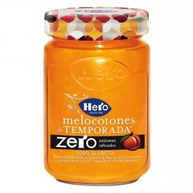 Mermelada de melocotón Zero