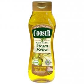 Aceite de oliva virgen extra antigoteo