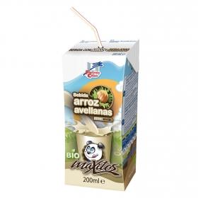 Bebida de arroz con avellana Bio