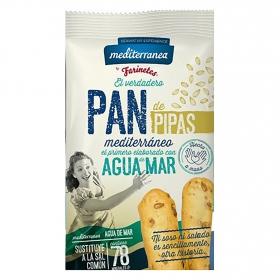 Pan de pipas Mediterránea 90 g.