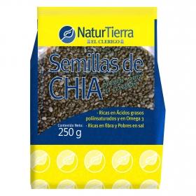 Semillas de Chía ecológica Naturtierra 250 g.
