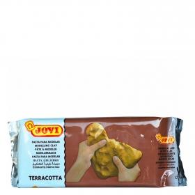 Pastilla de Pasta de Modelar De 1000gr Terracotta