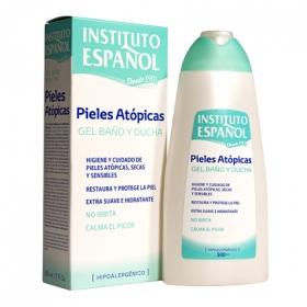 Gel de ducha para pieles atópicas Instituto Español 500 ml.