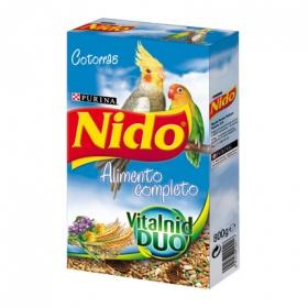 Comida para Cotorra Purina Nido Supercare Menú Completo 800 gr
