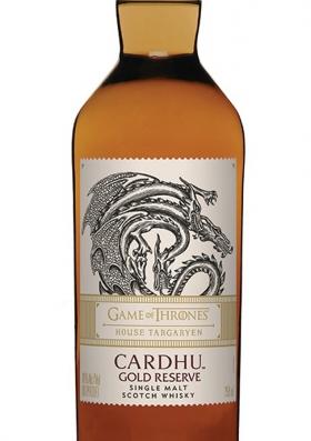 Cardhu Gold Casa Targaryen Whisky Reserva