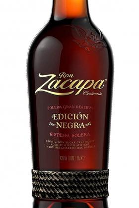 Zacapa Edición Negra Ron Gran Reserva