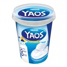 Yogur griego natural Nestlé Yaos 450 g.
