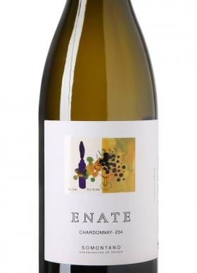 Enate Chardonnay 234 Blanco 2017