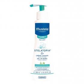 Gel de baño Stelatopia-Mustela 200 ml.