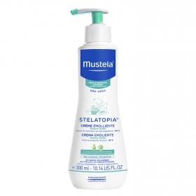 Crema emoliente Stelatopia-Mustela 300 ml.