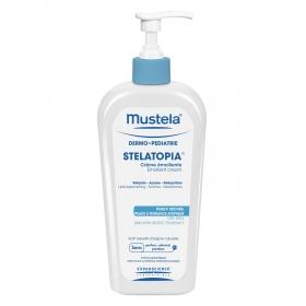 Bálsamo emoliente para pieles secas y atópicas Stelatopia-Mustela 300 ml.