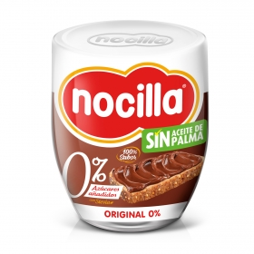 Nocilla original con stevia