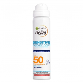Bruma facial hidratante Sensitive Advanced FP 50 Delial 75 ml.