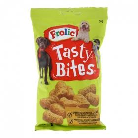 Snack Blandos para Perro Frolic Tasty Bites 180Gr