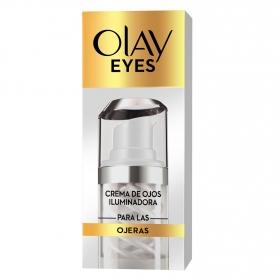 Crema de ojos iluminadora para las ojeras
