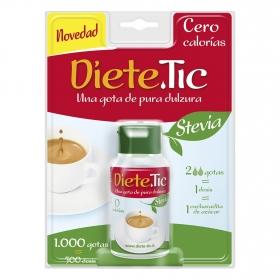 Edulcorante líquido con stevia Dietetic 50 ml.
